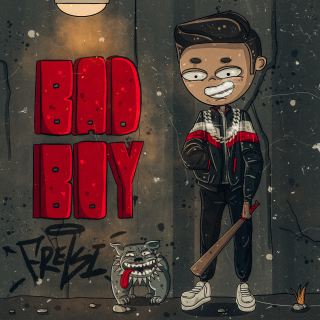 Frelsi - Bad Boy